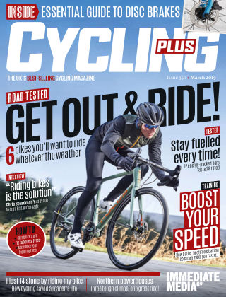 Cycling Plus March2019