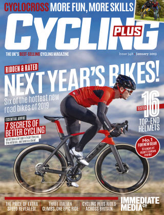 Cycling Plus January2019