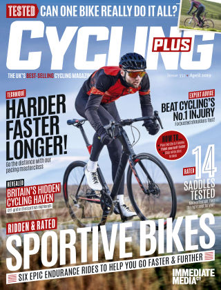 Cycling Plus April2019