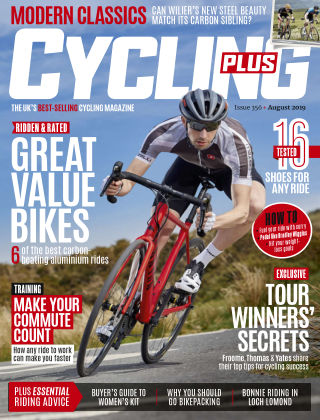 Cycling Plus August2019