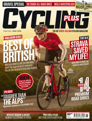 Cycling Plus June2019