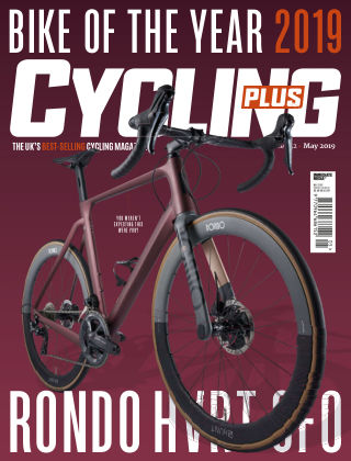 Cycling Plus May2019