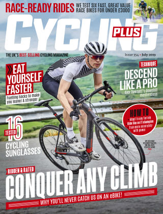 Cycling Plus July2019