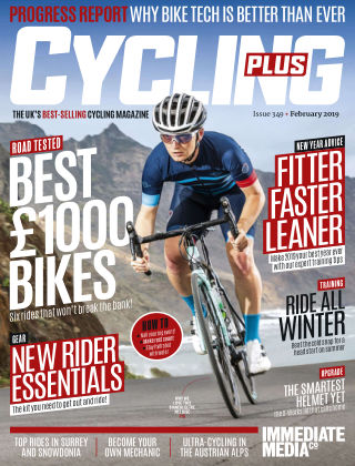 Cycling Plus February2019