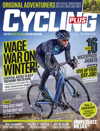 Cycling Plus December2018