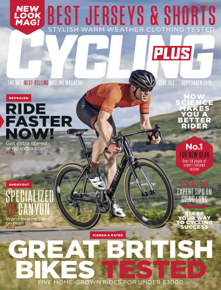 Cycling Plus August 06, 2019 00:00