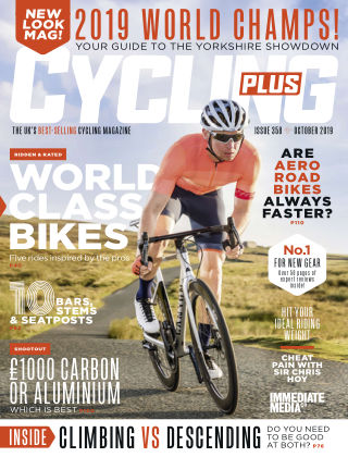 Cycling Plus October2019