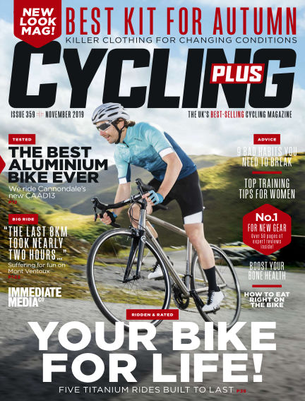 Cycling Plus October 04, 2019 00:00