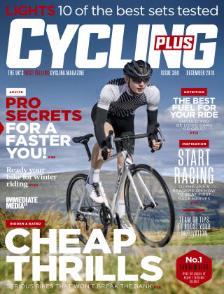 Cycling Plus December2019