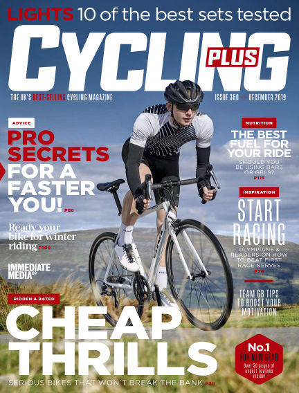 Cycling Plus October 31, 2019 00:00