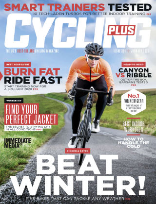 Cycling Plus January 2020