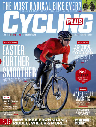 Cycling Plus February2020