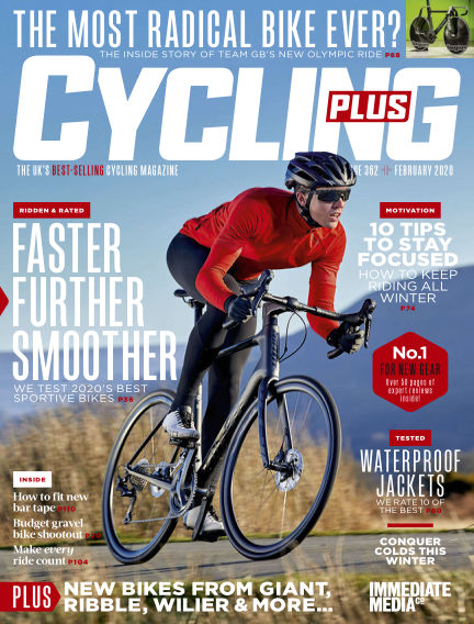 Cycling Plus December 24, 2019 00:00