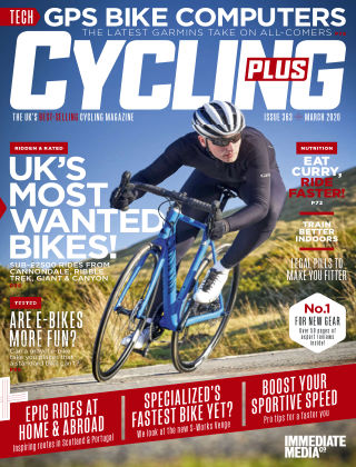 Cycling Plus March2020