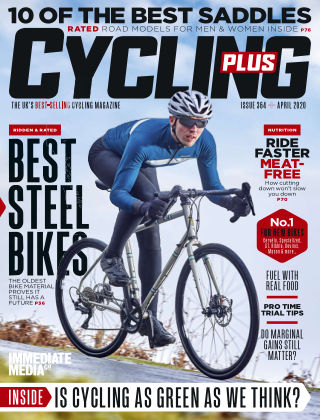 Cycling Plus April2020