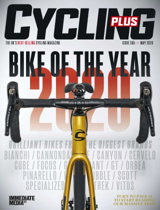 Cycling Plus May2020