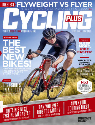 Cycling Plus June2020