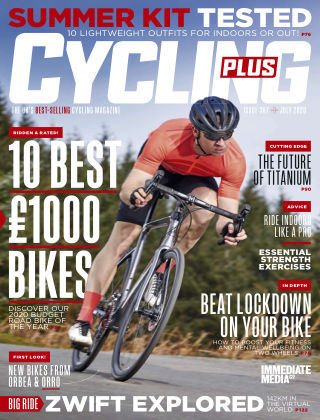 Cycling Plus July2020