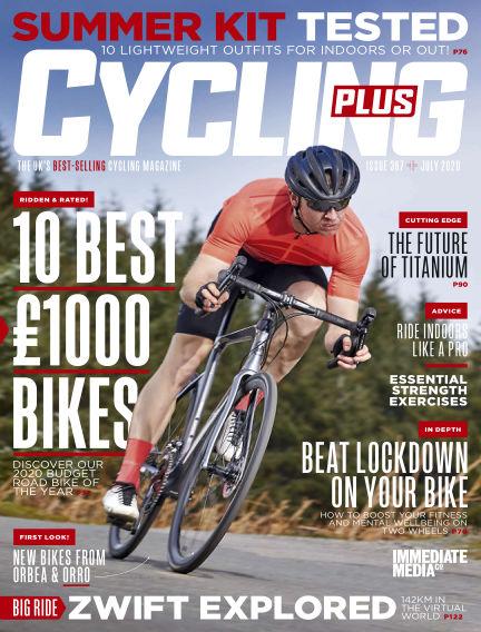 Cycling Plus May 12, 2020 00:00