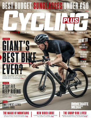 Cycling Plus Summer2020