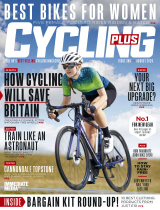 Cycling Plus August2020