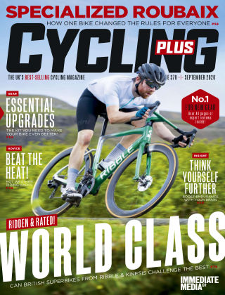 Cycling Plus September2020