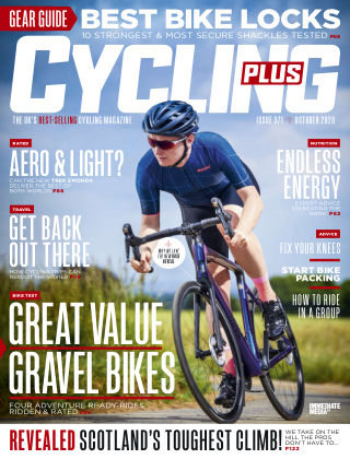 Cycling Plus October2020