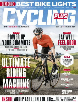Cycling Plus November2020