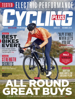 Cycling Plus December2020