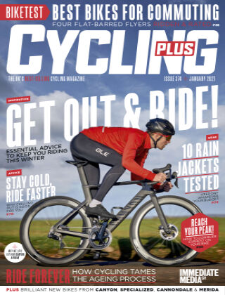 Cycling Plus January2021