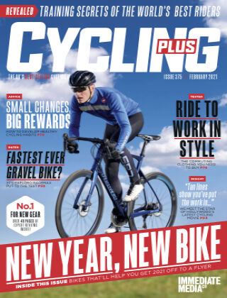 Cycling Plus February2021