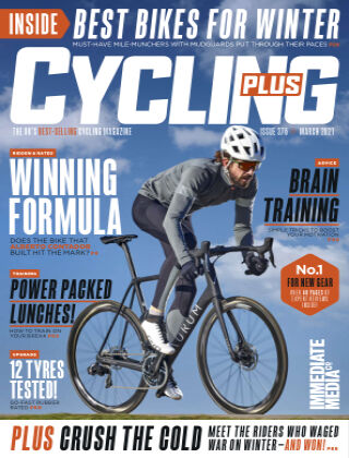 Cycling Plus March2021