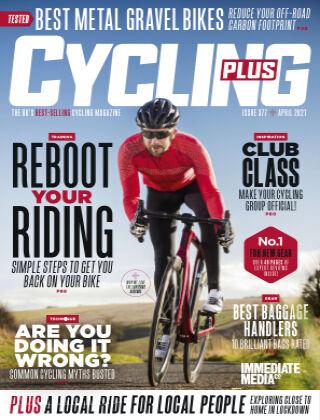 Cycling Plus April2021