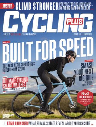 Cycling Plus May2021