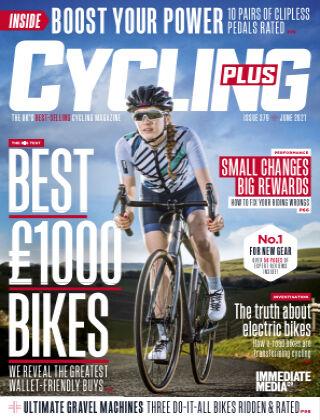 Cycling Plus June2021