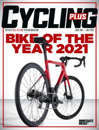 Cycling Plus July2021