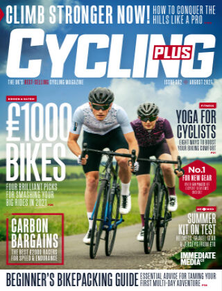 Cycling Plus August2021
