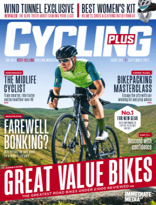 Cycling Plus September2021