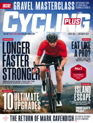Cycling Plus October2021