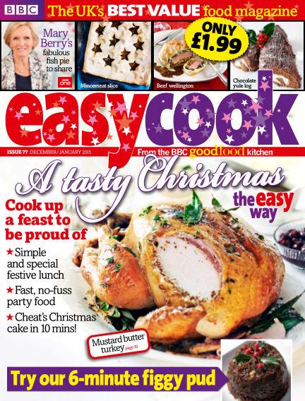 BBC Easy Cook November 05, 2014 00:00