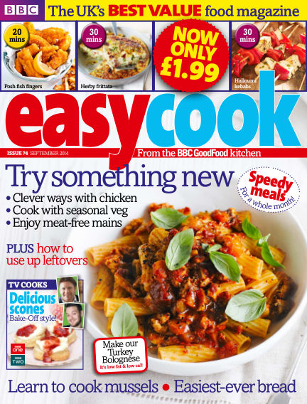 BBC Easy Cook July 31, 2014 00:00