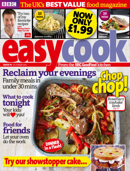 BBC Easy Cook September 02, 2014 00:00