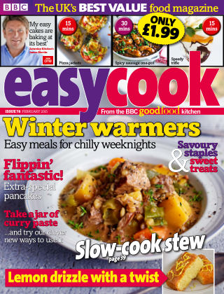 BBC Easy Cook Issue 78