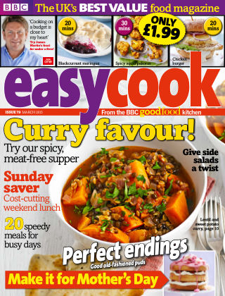BBC Easy Cook Issue 79