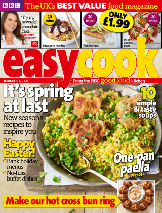 BBC Easy Cook Issue 80