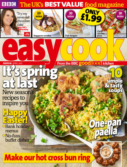 BBC Easy Cook March 04, 2015 00:00
