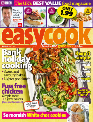 BBC Easy Cook Issue 81