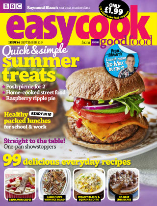 BBC Easy Cook Issue 84