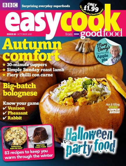 BBC Easy Cook September 03, 2015 00:00