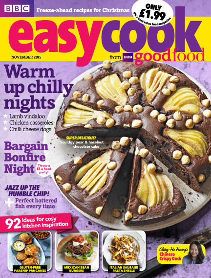 BBC Easy Cook October 01, 2015 00:00